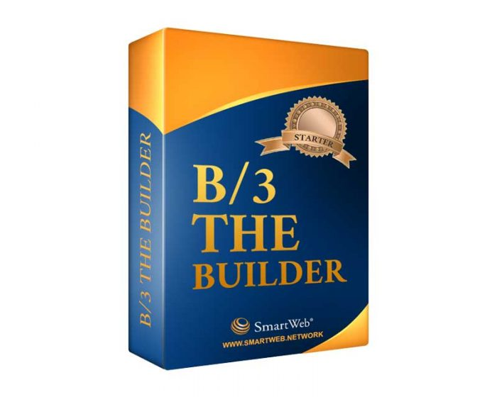 B3 Builder starter, create blockchain apps
