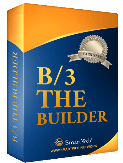 B3 Builder enterprise, create blockchain apps